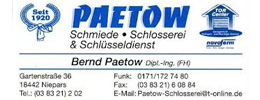 Schmiede Paetow